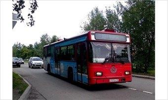 Череповец вошёл вТОП 10городов России случшей работой общественного транспорта