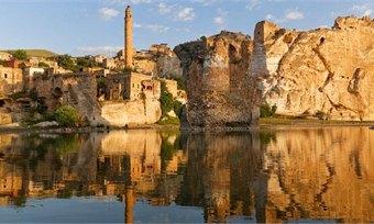Древний турецкий город Хасанкейф скоро будет затоплен