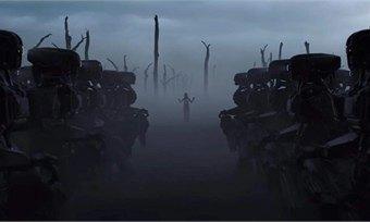 Фильм «Дитя робота»— постапокалипсис иникчёмность