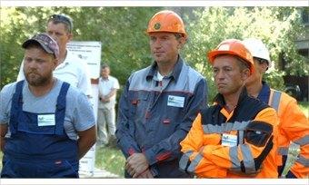 Каменщики иплотники— отличные работники!