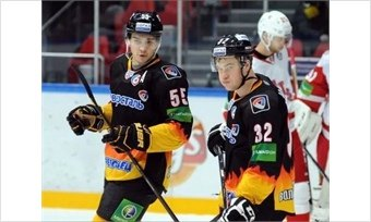 Хоккеисты тоже умные: Монс иКиселевич имеют мегамозг