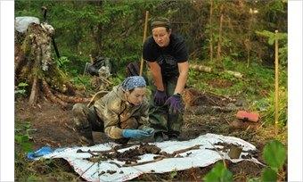 Останки двадцати пяти военных обнаружены вВытегорском районе