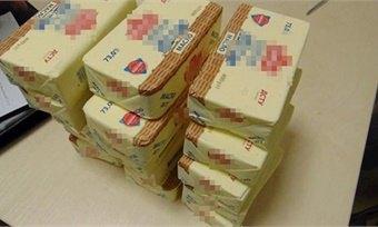 Череповчанка украла вмагазине 20упаковок сливочного масла