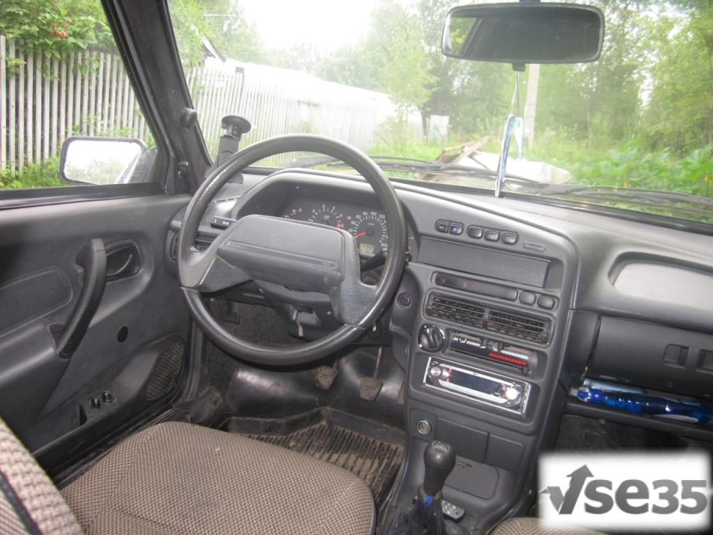 ВАЗ 2115 2005 г.в., декабрь, седан, бензин инжектор...  Передний.