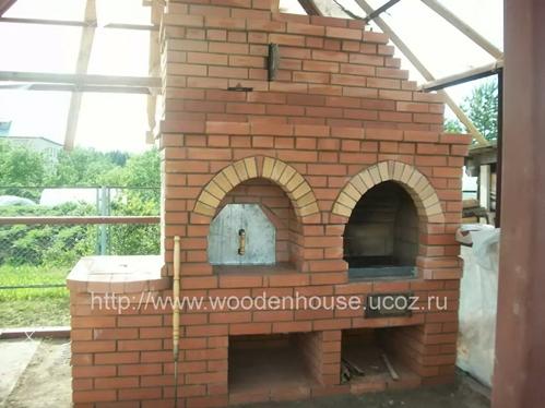 Строим деревянные дома и коттеджи - ФОТО ПЕЧЕЙ